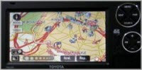 Aisin AW stellt multimedialen Alleskönner TNS350 für Toyotamodelle vor...