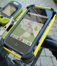 Touratech - iBRACKET Halter für das iPhone - Einleitung und Beschreibung (8339) - 1