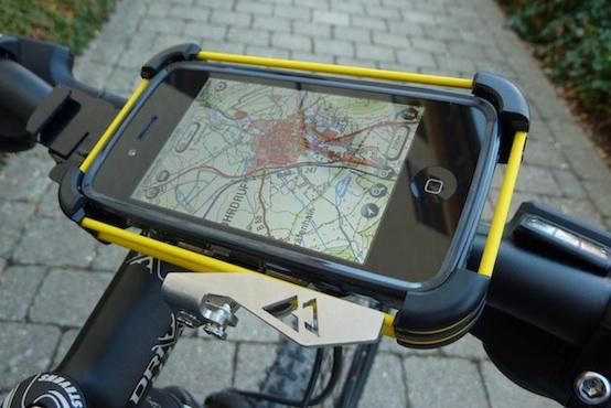 Touratech - iBRACKET Halter für das iPhone - Einleitung und Beschreibung (8342) - 1