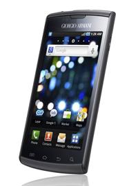 Samsung und Giorgio Armani weiten ihre Zusammenarbeit auf das Samsung Galaxy S aus...