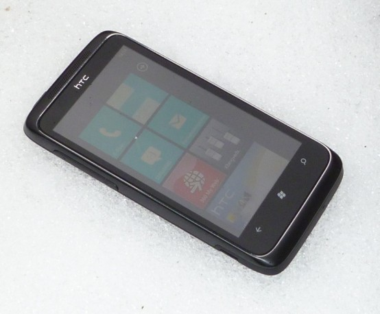 HTC 7 Trophy: Eine Trophäe für Gamer - Einleitung - 1