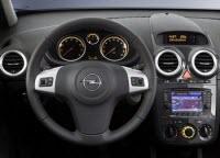 Bosch stellt neues kompaktes Multimedia-Navi Touch & Connect für den Opel Corsa vor...