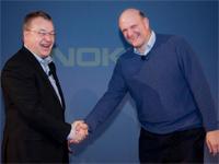 Der Deal mit Nokia soll Microsoft über eine Milliarde USD wert sein...