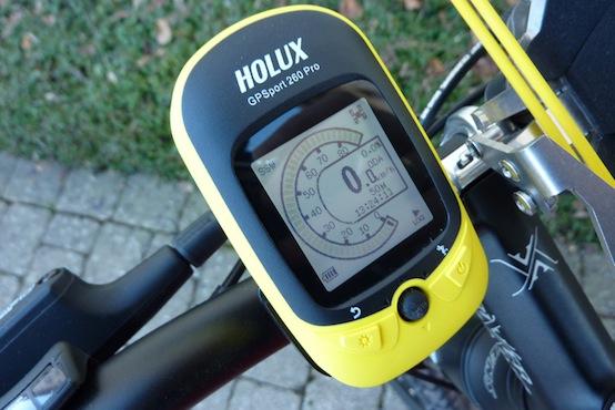 Holux GPSport 260 Pro - Einleitung und Beschreibung - 1