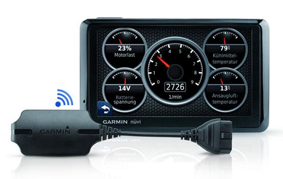 Garmin ecoRoutes HD-Adapter - Einleitung - 1