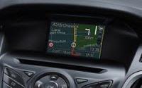 Besondere Eco Routen liefern große Spritersparnis beim neuen Ford Focus Navi...