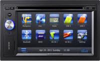 Das Multimediagerät New York 800 kombiniert beste Unterhaltung mit zielsicherer Navigation...