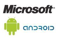 Mit dem Android Betriebssystem soll Microsoft bislang ungefähr viermal mehr Umsatz gemacht haben als mit Windows Phone 7...