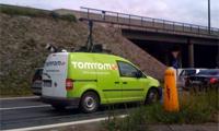 TomTom arbeitet nicht an einer Konkurrenz zu Googles Street View Service...