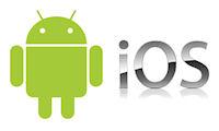Die meisten iOS-Internetaufrufe gibt es in Frankfurt am Main und Android ist in Düsseldorf ganz vorn...