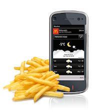 Mobile Werbung wird überwiegend dann anerkannt, wenn Kunden im Gegenzug ihre bevorzugten Services kostenfrei nutzen können...