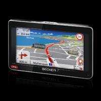 Im September bringt United Navigation zwei neue Becker Modelle auf den Markt...