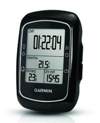 Mit einem neue GPS-Radcomputer will Garmin auch das untere Preissegment bedienen...