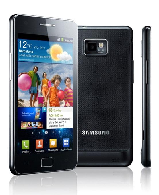 Samsung Galaxy SII – galaktisches Erlebnis - Einleitung - 1