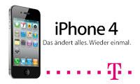 Die Telekom will offenbar Platz fürs nächste iPhone schaffen und senkt den Preis des iPhone 4...