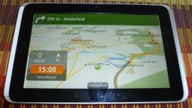 HTC Flyer - Die Rückkehr des Notizbuches - HTC Locations und Premium-Navigationssoftware - 2