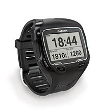 Garmin präsentiert die erste GPS-Sportuhr mit barometrischem Höhenmesser und erweiterten Schwimmfunktionen für Multisportler...