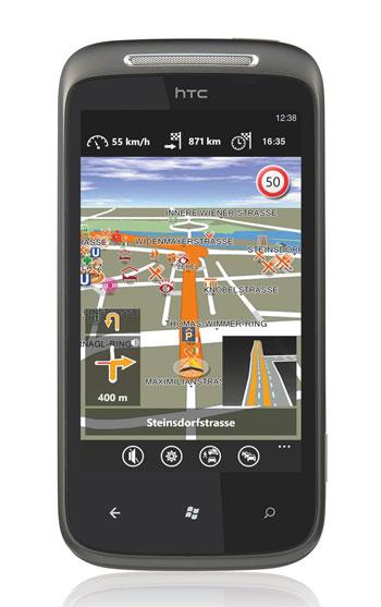 Update der NAVIGON App für Windows Phone 7 – Preisaktion ...