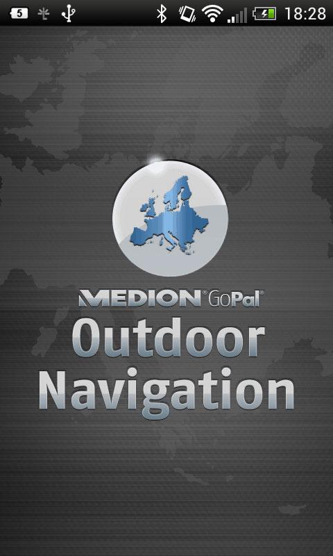 medion gopal outdoor navigator f r android verf gbar navigation gps. Black Bedroom Furniture Sets. Home Design Ideas