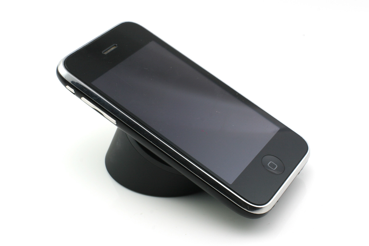 iphone 3g induktives laden experimental. Black Bedroom Furniture Sets. Home Design Ideas