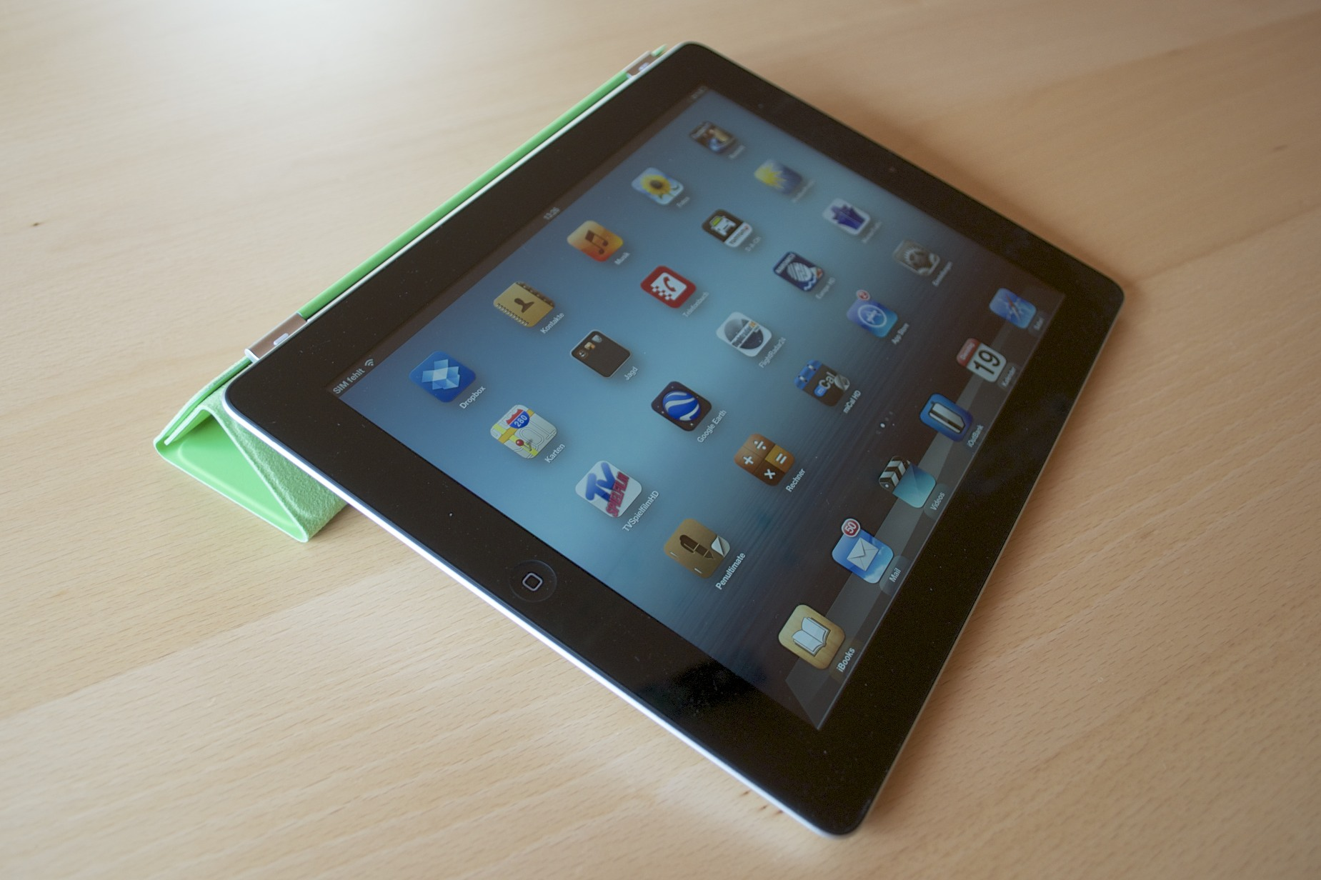 das neue ipad von apple im test seite 2 navigation gps blitzer pois. Black Bedroom Furniture Sets. Home Design Ideas
