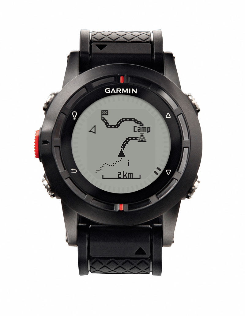 garmin stellt seine neue outdoor gps uhr vor. Black Bedroom Furniture Sets. Home Design Ideas