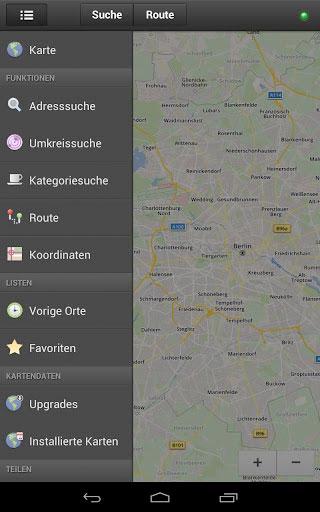 forevermap 2 skobbler gibt android eine zweite chance navigation gps. Black Bedroom Furniture Sets. Home Design Ideas