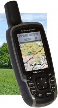 GPS-Gerät-klein