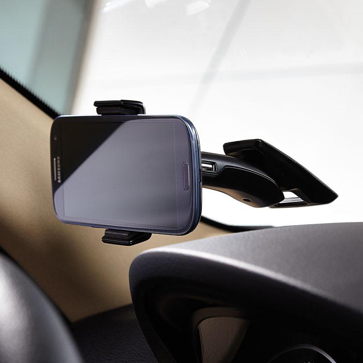 Smartphone halter von bmw for Innenraum design app
