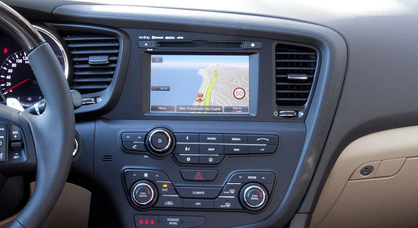 7 Jahre Kostenlose Kartenupdates Für Kia Fahrer Pocketnavigation