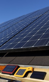 Solarlader im Test 2