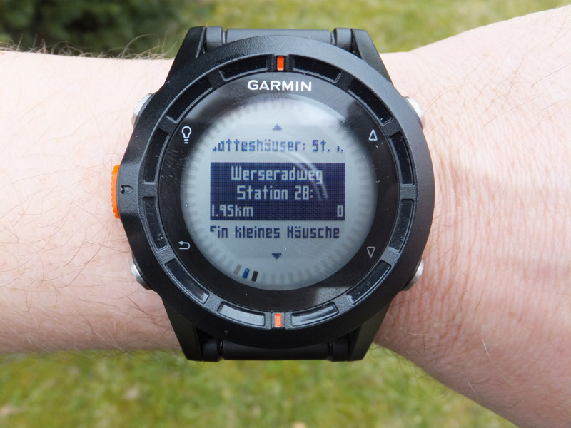 garmin fenix im test navigation. Black Bedroom Furniture Sets. Home Design Ideas