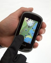Garmin-Oregon-600Handschuh