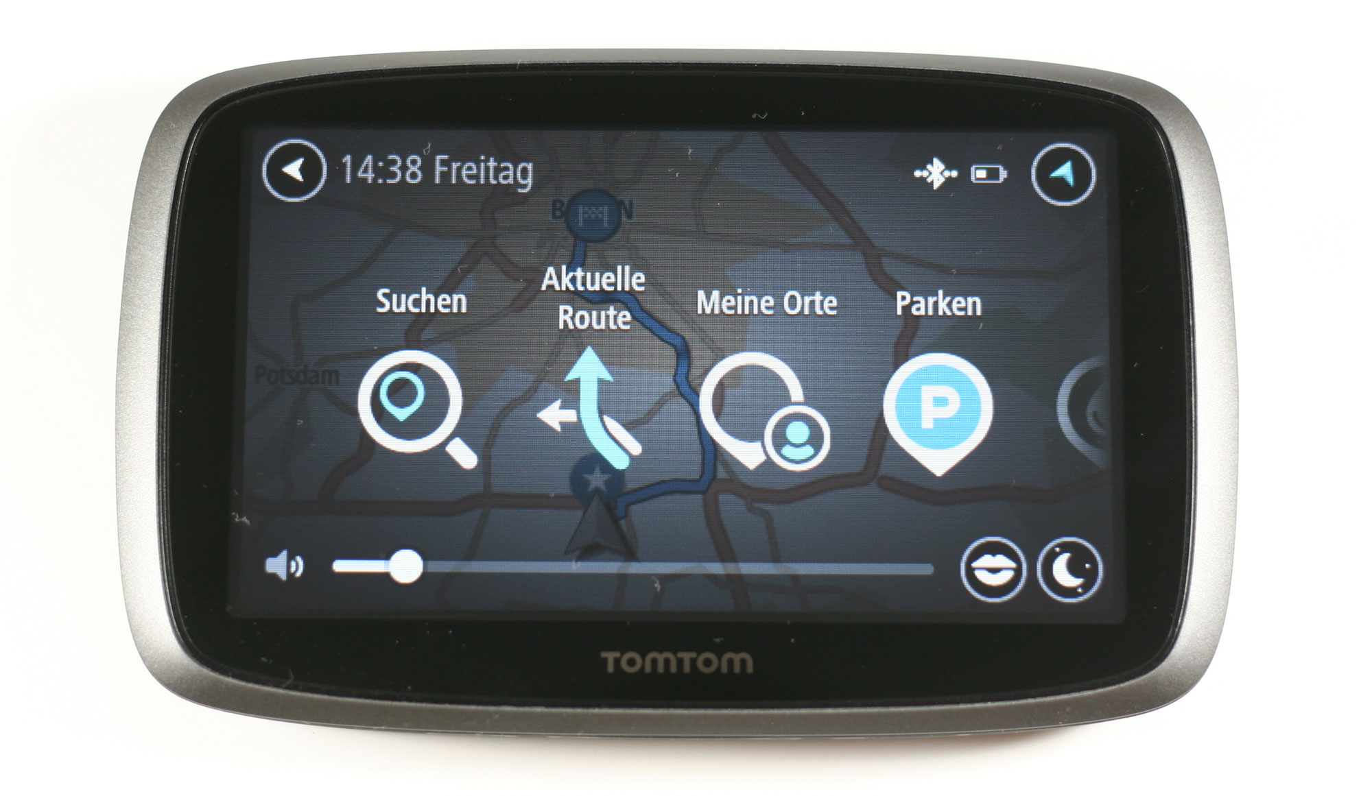 tomtom go 500 im test seite 2 navigation gps blitzer pois. Black Bedroom Furniture Sets. Home Design Ideas