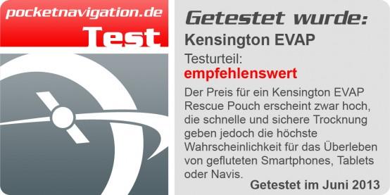 Kensington_EVAP_Testurteil