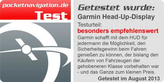 testurteil_banner_Garmin_Head-Up-Display