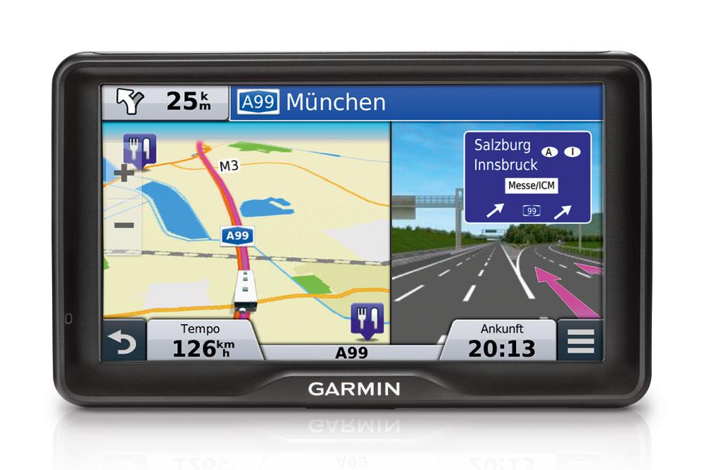IFA 2013: Neues Navigationsgerät für Camper von Garmin ...