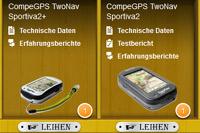 Gps Entfernungsmesser Xxl : Outdoor u a seite pocketnavigation navigation gps