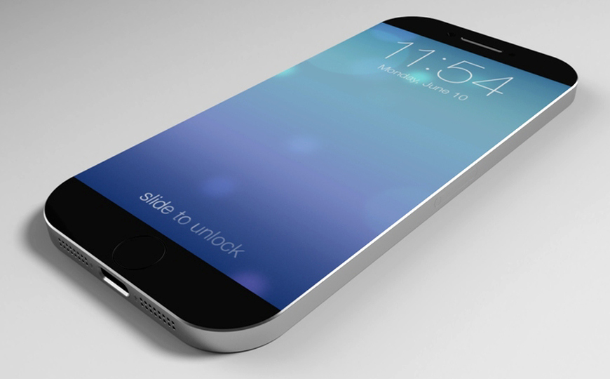 iPhone 6 Mockup von Nikola Cirkovic