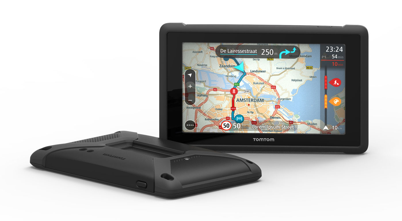 tomtom bridge 7 zoll android navigations tablet f r den business bereich. Black Bedroom Furniture Sets. Home Design Ideas