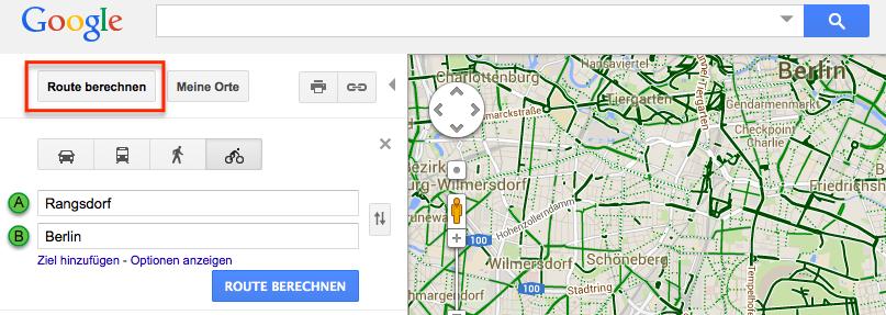 google maps routen fuer gps geraete exportieren