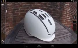 Virb App auf Nexus 7