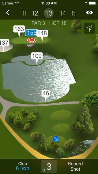 golf app kostenlos