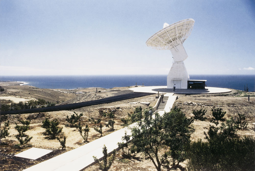 GPS-Bodenstation