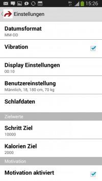 a-rival_quairos_app_fuer_android_einstellung_1