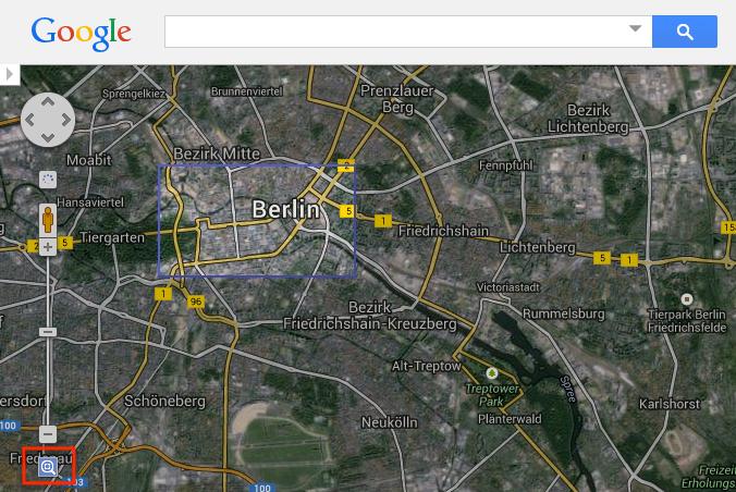 Entfernungsmesser Maps : Google maps versteckte funktionen u a seite pocketnavigation