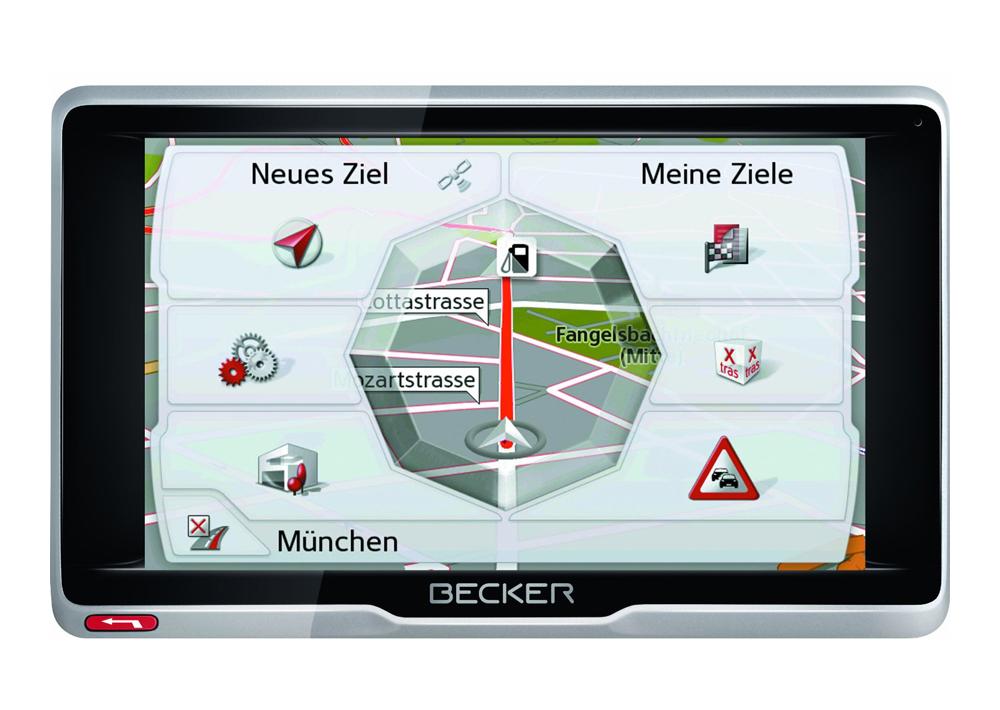 Navigation Becker