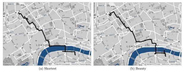 Schoenste-route