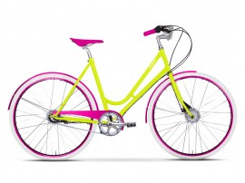 Sony-Fahrrad_limepink