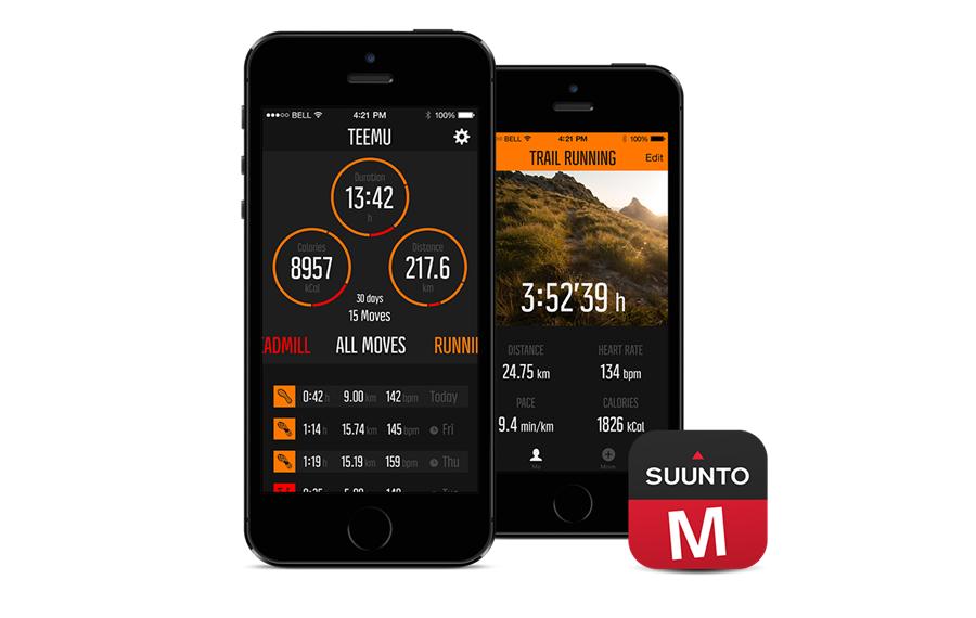 Suunto-Movescount-App